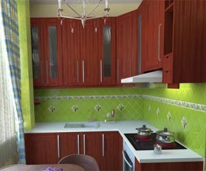 Оборудование кухни в хрущевке