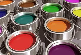 Палитра водоэмульсионных красок