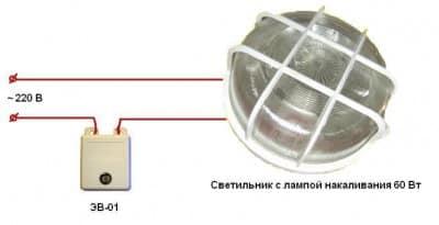 Схематическое обустройство электрических выключателей