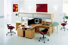Мебель в рабочем кабинете