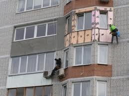В первую очередь нужно утеплить балкон снаружи