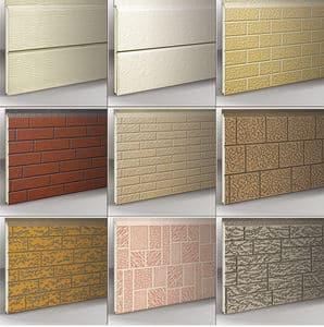 Пластиковые декоративные панели для стен