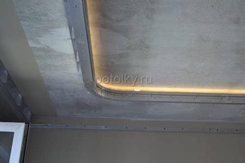 Светодиодные потолки своими руками